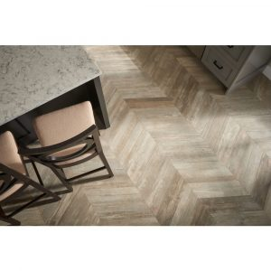 GleeChevron-Noce-Overhead | Bay Country Floors