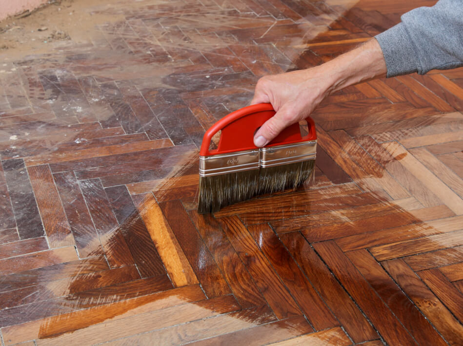 hardwood restoration | Bay Country Floors