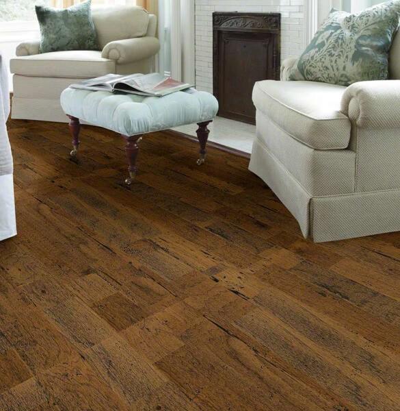 shaw distrassed hardwood flooring | baycountryfloors