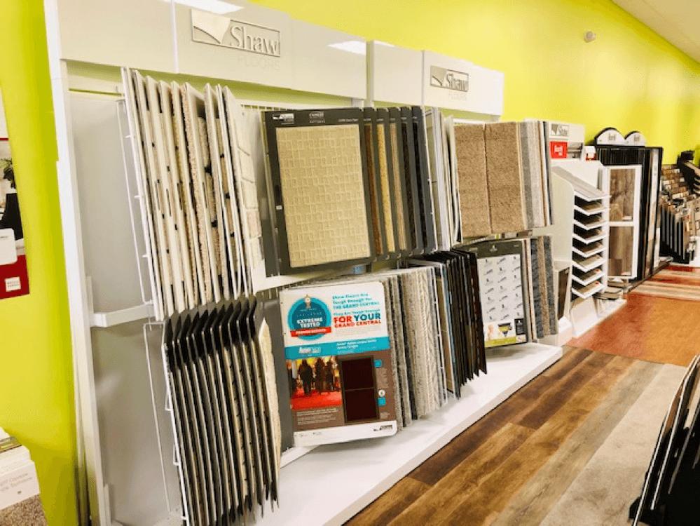 SS Rack | carpet | Baycountryfloors